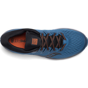 saucony Ride ISO 2 Chaussures Homme, black/blue